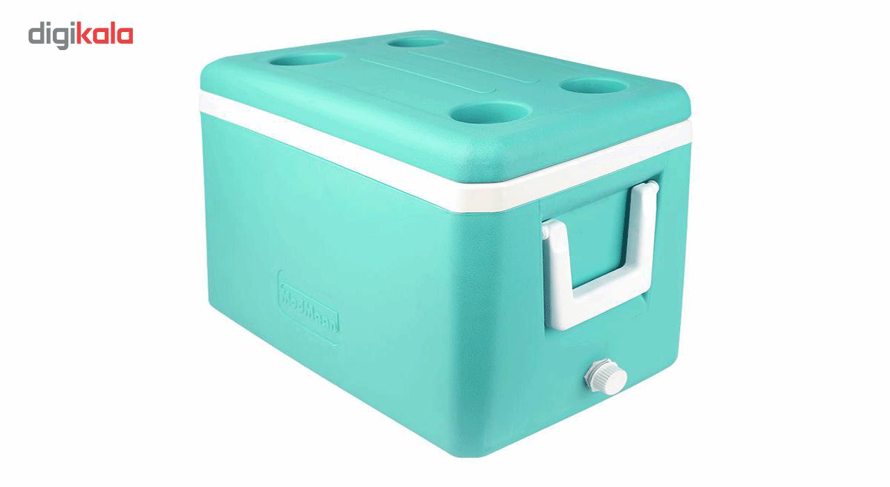 یخدان مسافرتی مدمان مدل آیسان ظرفیت 31 لیتر