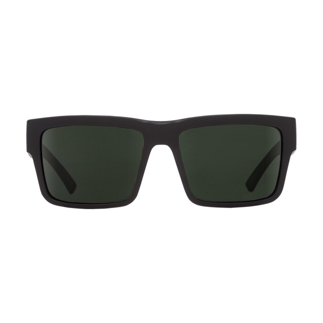 عینک آفتابی اسپای سری Montana مدل Soft Matte Black Happy Gray Green