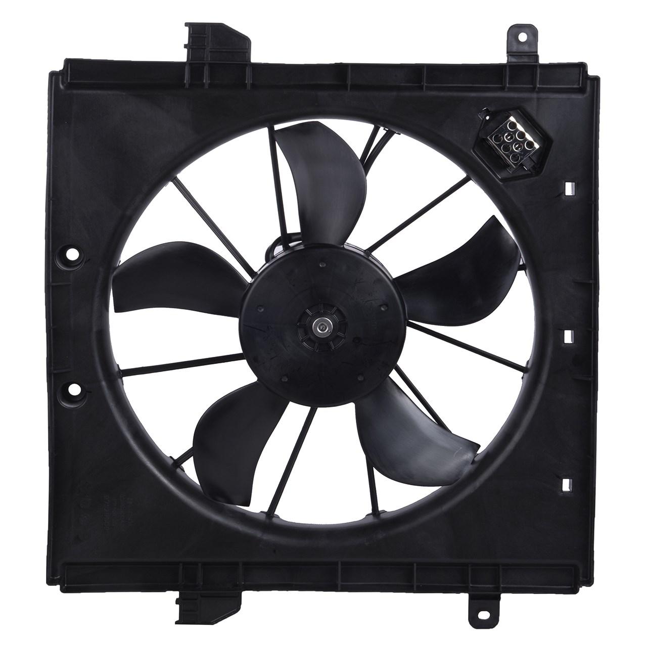 فن رادیاتور مدل 1308100U1510 مناسب برای خودروهای جک