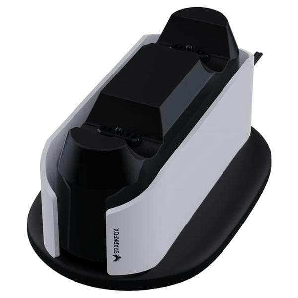 پایه شارژ دسته بازی پلی استیشن 5  اسپارک فاکس مدل 015094