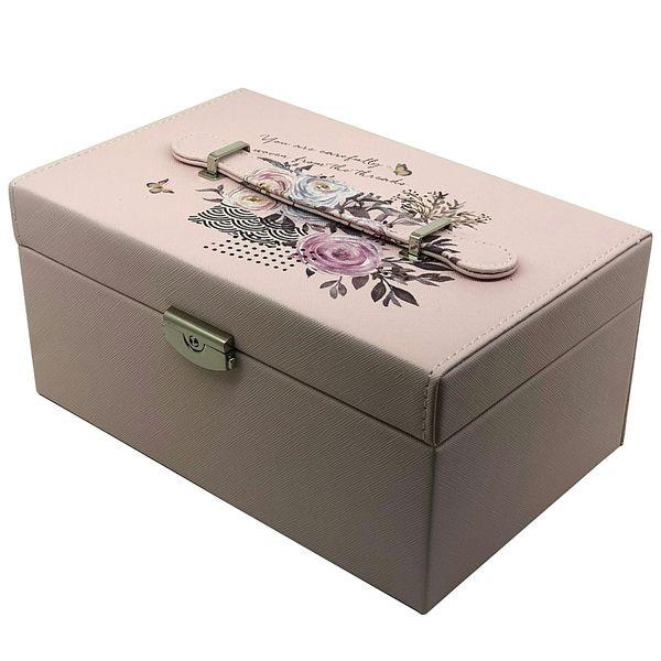 جعبه جواهرات مدل Flower کد A1101.11