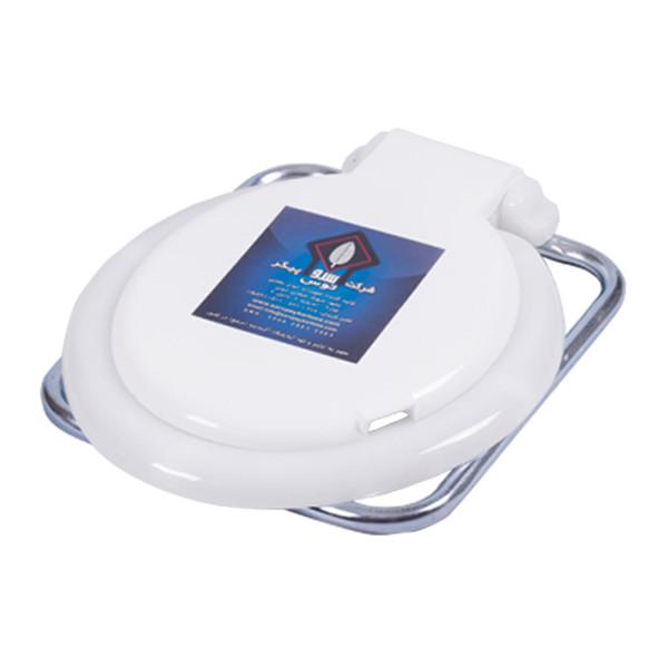 درب و حلقه توالت فرنگی سرو پیکر مدل SARVPEYKAR_392010 کد 47440