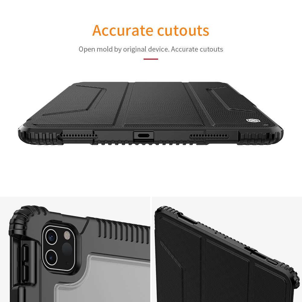 کیف کلاسوری نیلکین مدل  PAD CASE مناسب برای تبلت اپل IPad Pro 11 2020 thumb 2 5