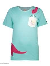 ست تی شرت و شلوارک راحتی زنانه مادر مدل 2041100-54 -  - 3