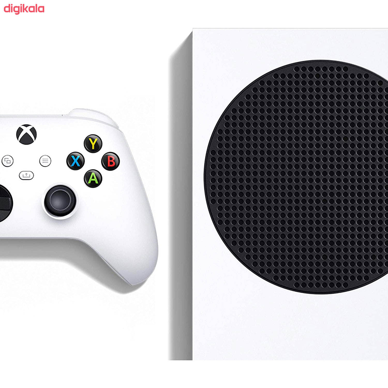 کنسول بازی مایکروسافت مدل XBOX SERIES S ظرفیت 512 گیگابایت main 1 10