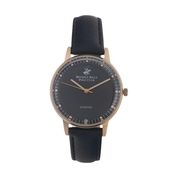 ساعت مچی عقربه ای زنانه بورلی هیلز پولو کلاب مدل BP3072C.499