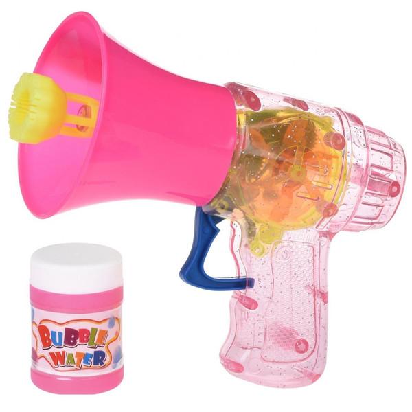 تفنگ حباب ساز مدل megaphone