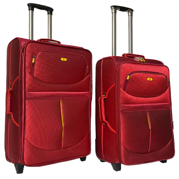 مجموعه دو عددی چمدان مدل MH11