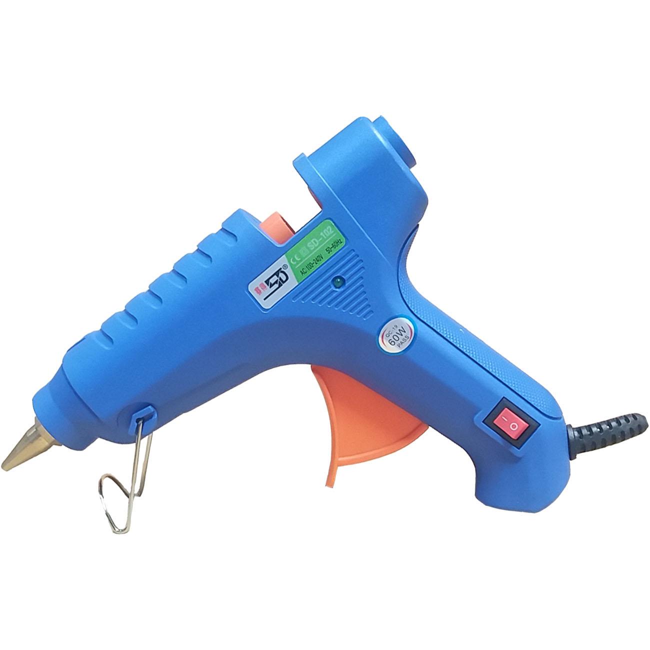 تفنگ چسب حرارتی مدل SD-102