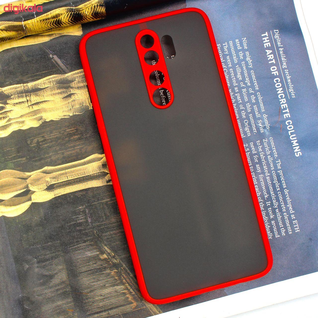 کاور کینگ پاور مدل M22 مناسب برای گوشی موبایل شیائومی Redmi Note 8 Pro main 1 13