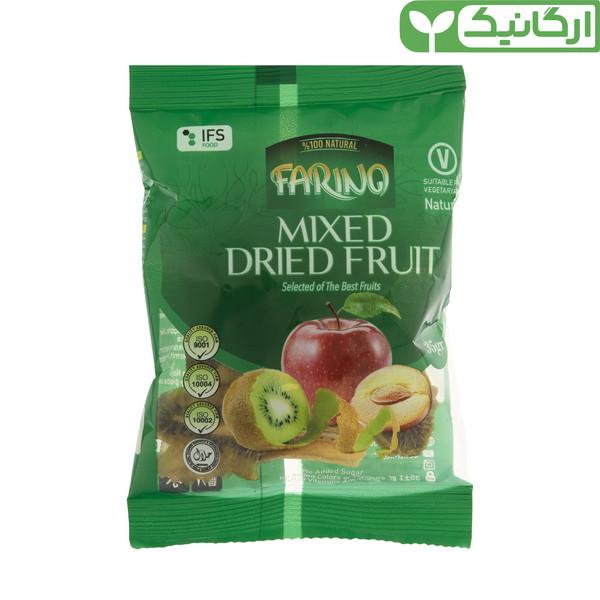 میوه خشک مخلوط ارگانیک فرینو -  35 گرم