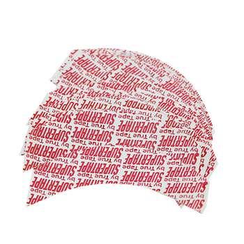 چسب کلاه گیس و پروتز مو سوپر تیپ کد 01 بسته 30 عددی
