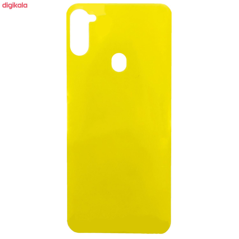 محافظ پشت گوشی مدل GL-B004 مناسب برای گوشی موبایل سامسونگ Galaxy A11 main 1 1
