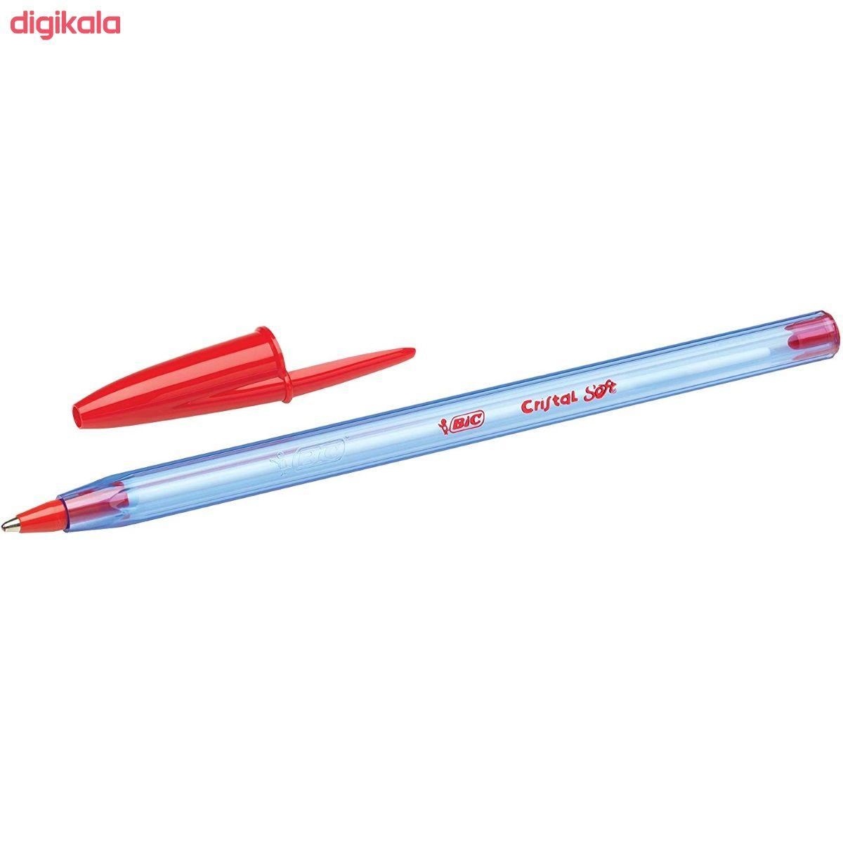 خودکار بیک مدل Cristal Soft بسته 4 عددی main 1 9