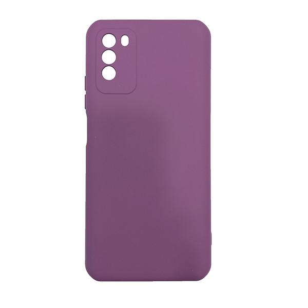 کاور مدل SIL-001 مناسب برای گوشی موبایل شیائومی Poco M3