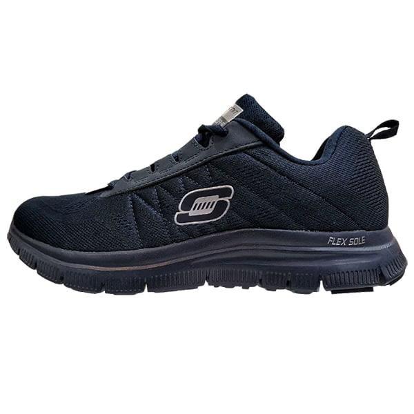 کفش پیاده روی مردانه اسکچرز مدل FLEX SOLE