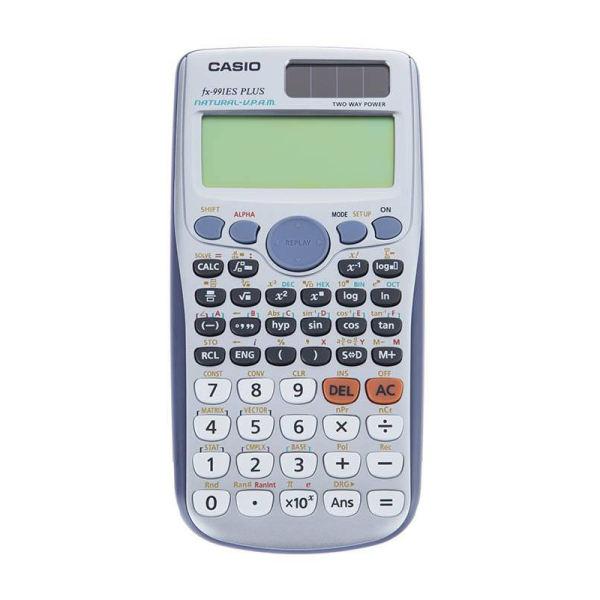 ماشین حساب مدل مهندسی کد Fx991ES PLUS غیر اصل