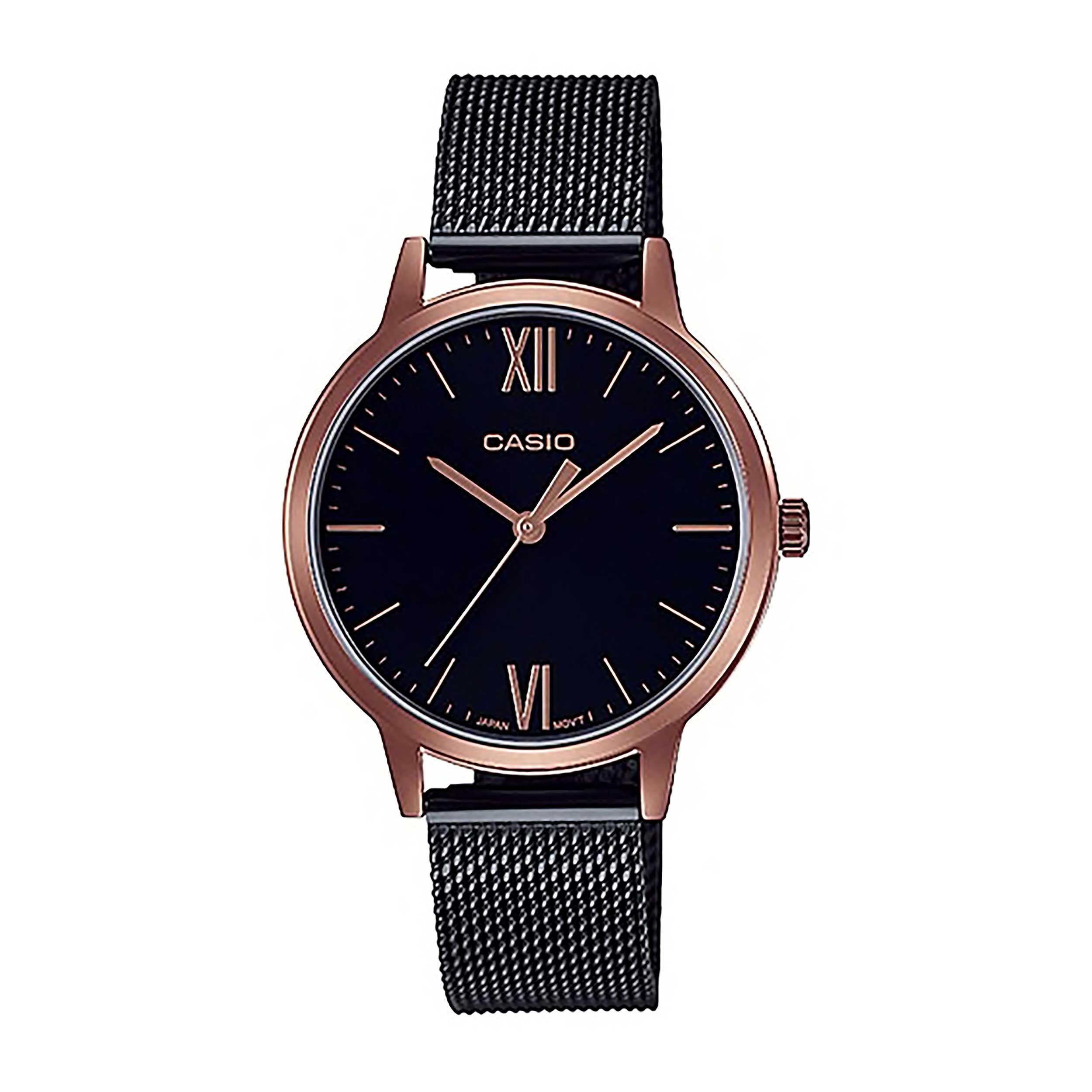 خرید و قیمت                      ساعت مچی  زنانه کاسیو مدل LTP-E157MRB-1BDF