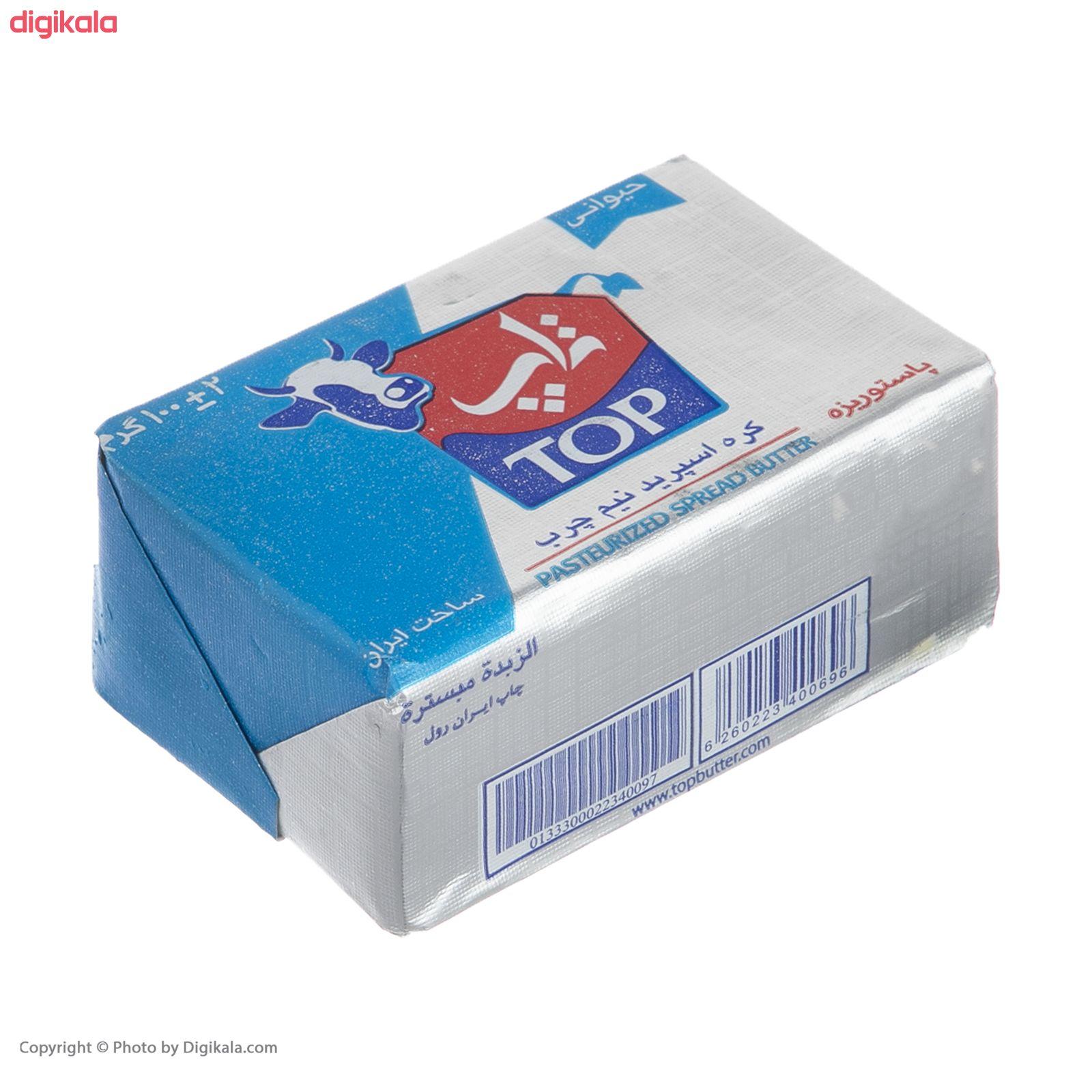 کره اسپرید تاپ - 100 گرم  main 1 4