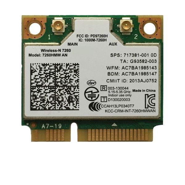 کارت شبکه PCI Express مدل N-7260