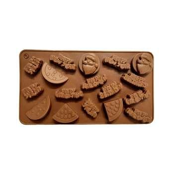قالب شکلات مدل یلدا