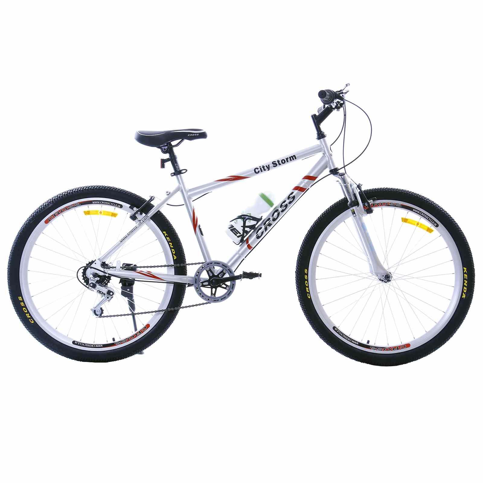 دوچرخه کوهستان کراس مدل City Storm سایز 26