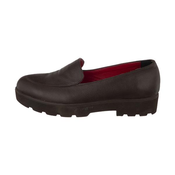 کفش روزمره زنانه ساتین مدل 5m09b500104