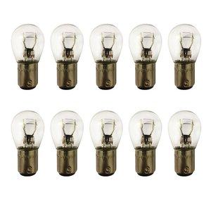 لامپ خطر موتورسیکلت پازل مدل S25 کد BLB122552S مناسب برای هندا مجموعه 10 عددی