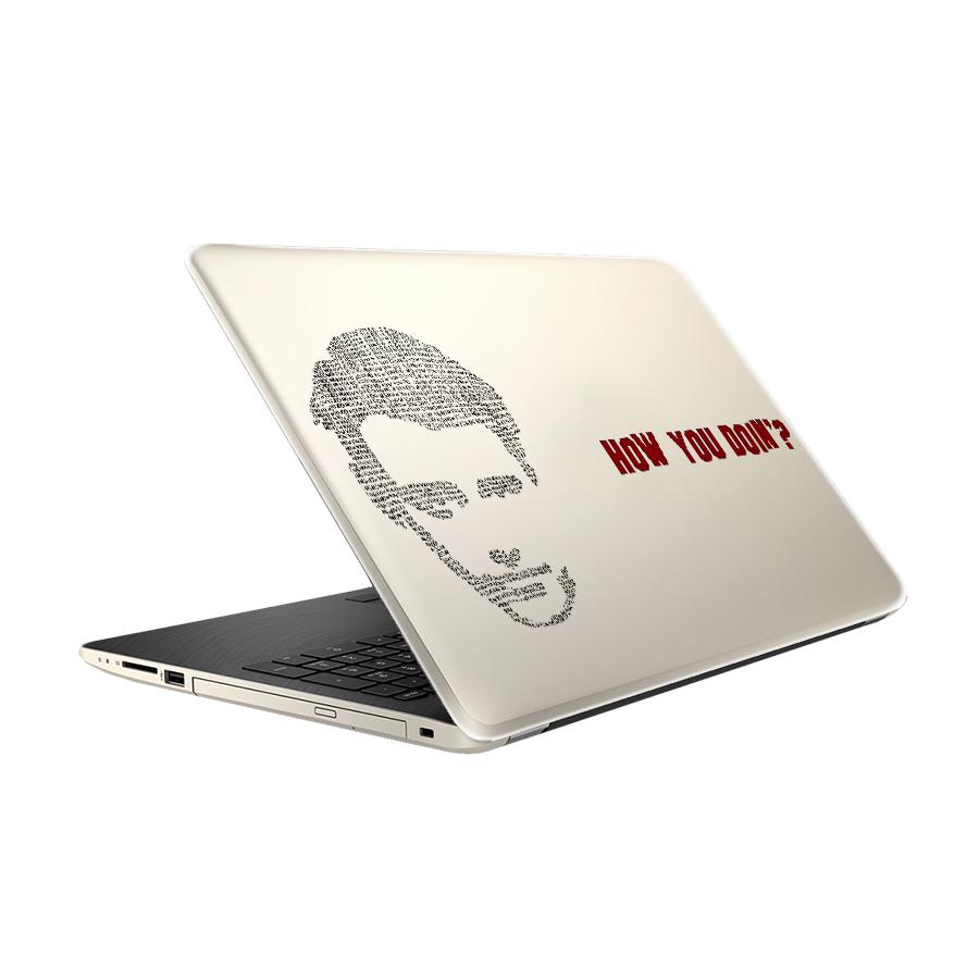 استیکر لپ تاپ فلوریزا طرح سریال فرندز مدل ML249 مناسب برای لپ تاپ 15.6 اینچ
