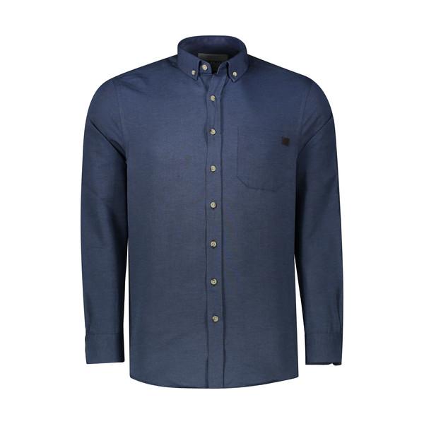 پیراهن آستین بلند مردانه کوتون مدل 8YAM69282VW-740