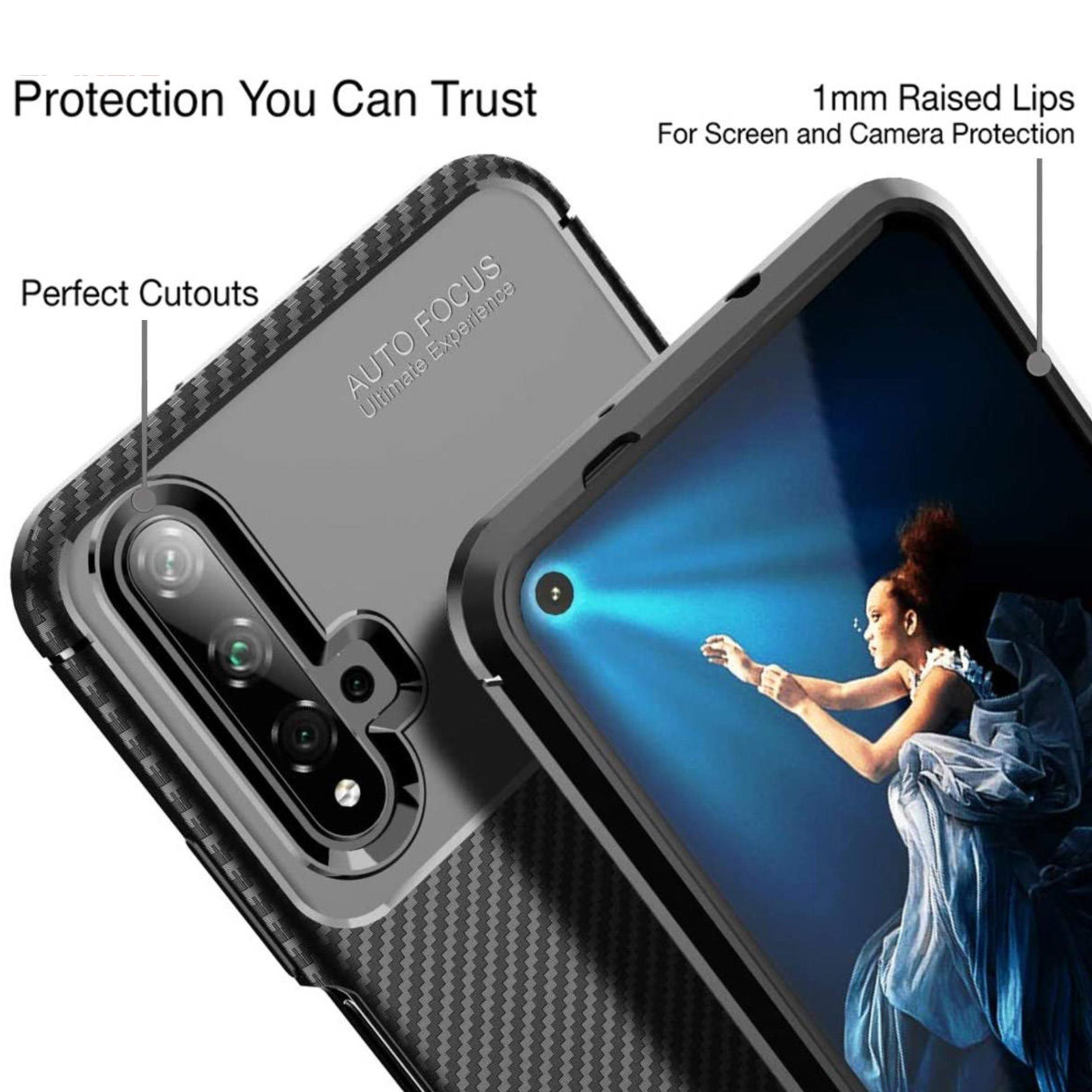 کاور لاین کینگ مدل A21 مناسب برای گوشی موبایل هوآوی Nova 5T thumb 2 4