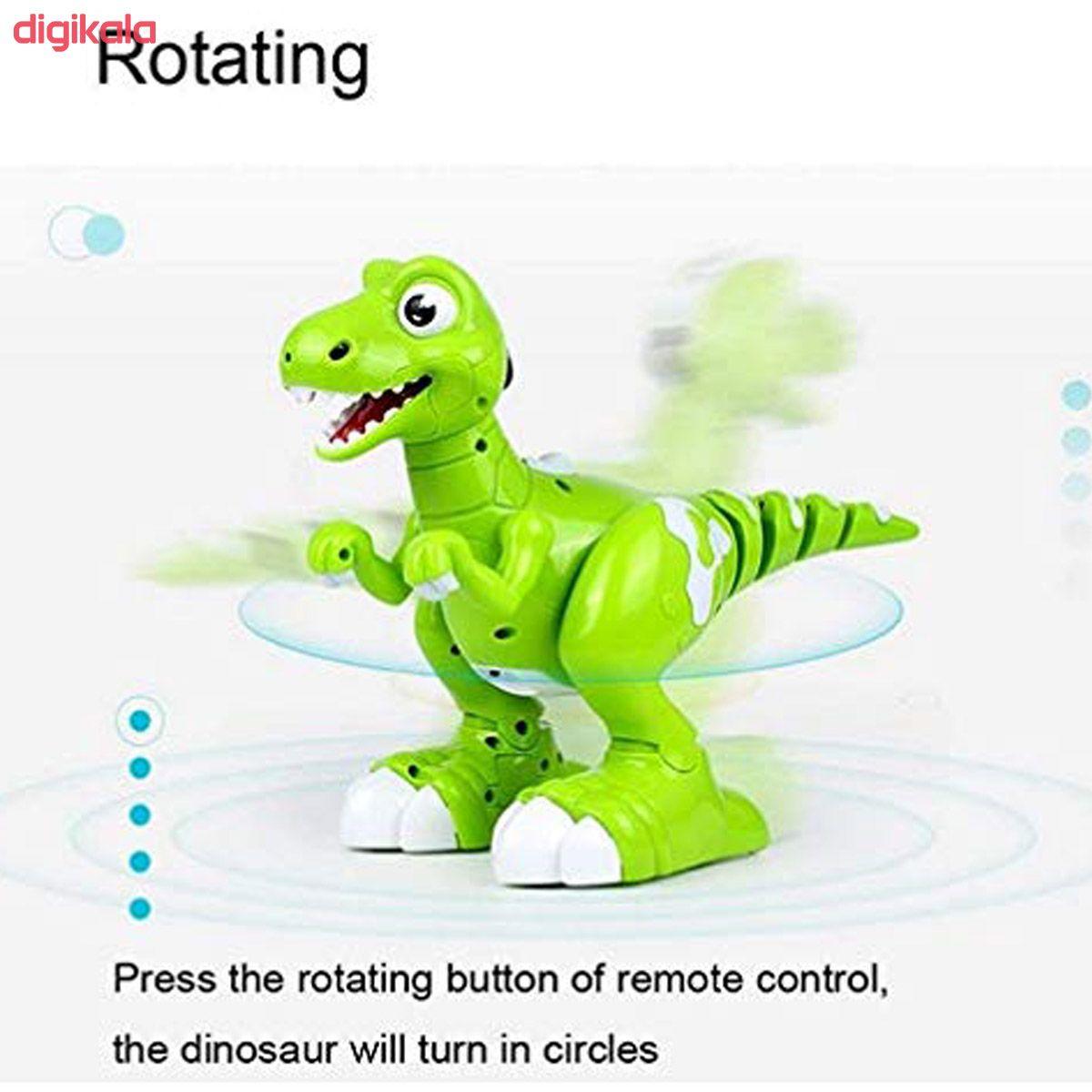 اسباب بازی طرح ربات مدل دایناسور کد 1011 main 1 6