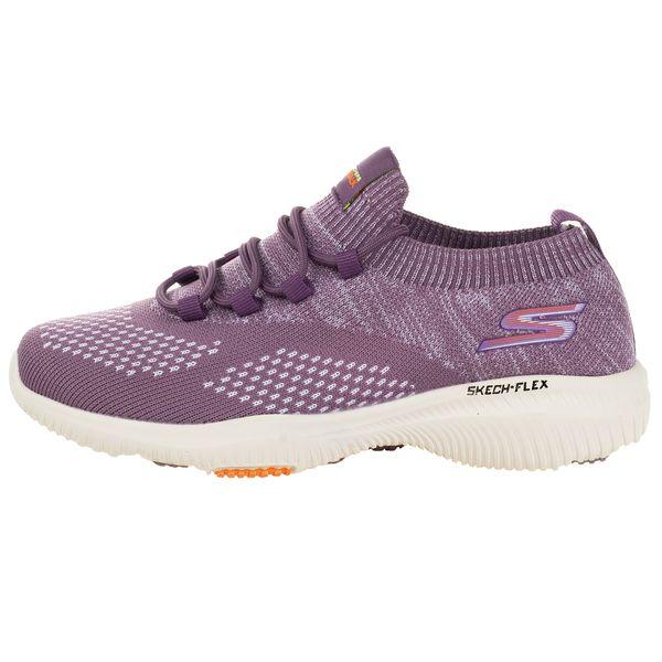 کفش راحتی زنانه اسکچرز مدل GOWALK-FLEX