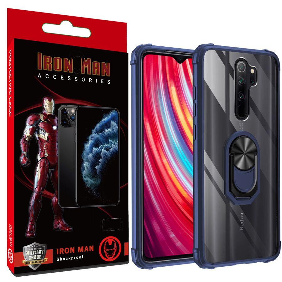 کاور آیرون من مدل HeroMan مناسب برای گوشی موبایل شیائومی Redmi Note8 Pro