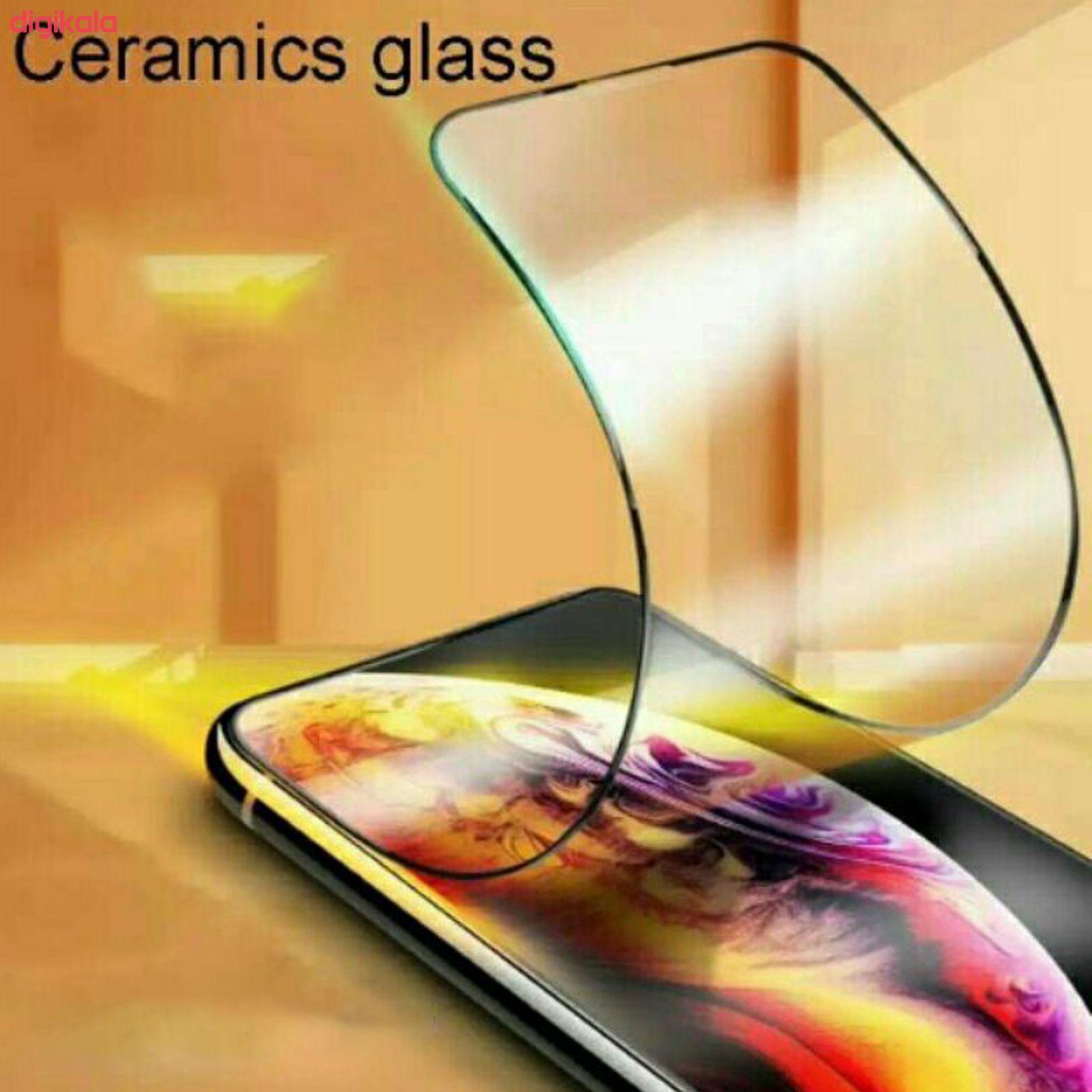 محافظ صفحه نمایش سرامیکی گوف مدل CER-CL مناسب برای گوشی موبایل سامسونگ Galaxy A31 main 1 2