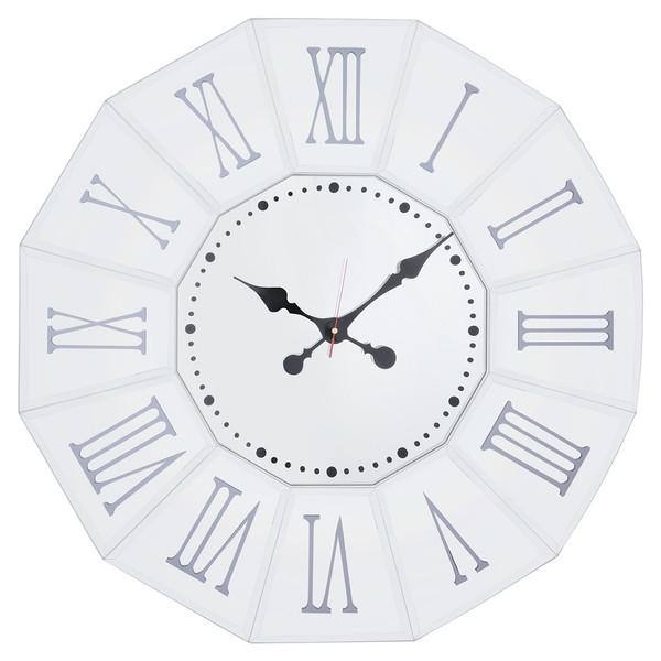 ساعت دیواری پدیده شاپ مدل عقیق