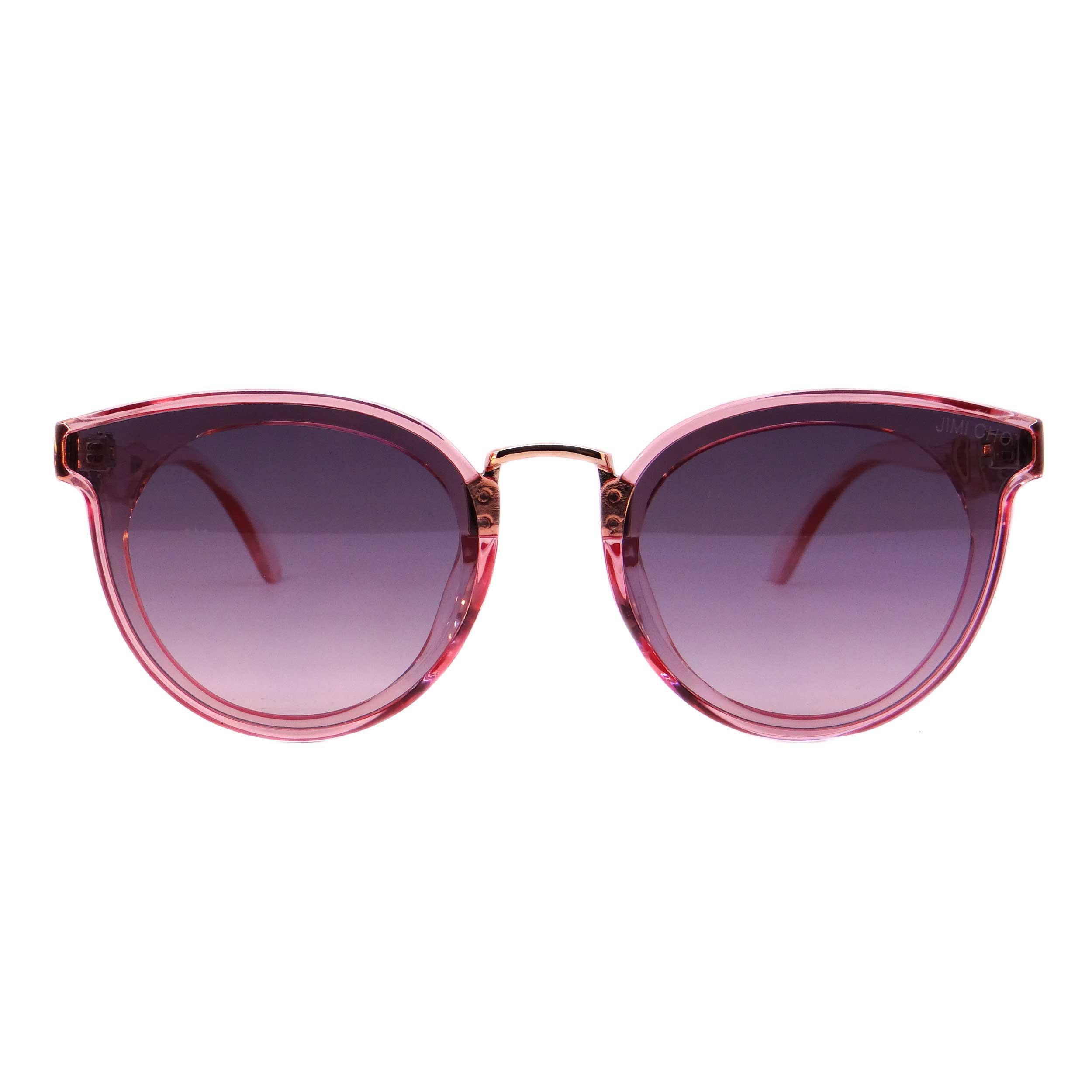 عینک آفتابی زنانه جیمی چو مدل 9933 رنگ صورتی
