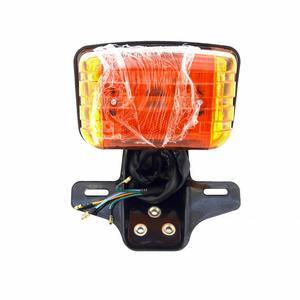 چراغ خطر موتور سیکلت مدل TL.8