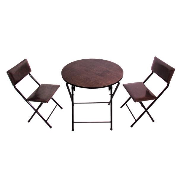 میز ناهارخوری میزیمو مدل تاشو کد 6101