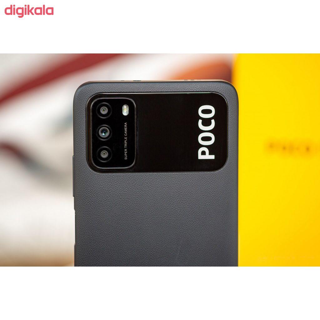 گوشی موبایل شیائومی مدل POCO M3 M2010J19CG دو سیم کارت ظرفیت 64 گیگابایت main 1 6