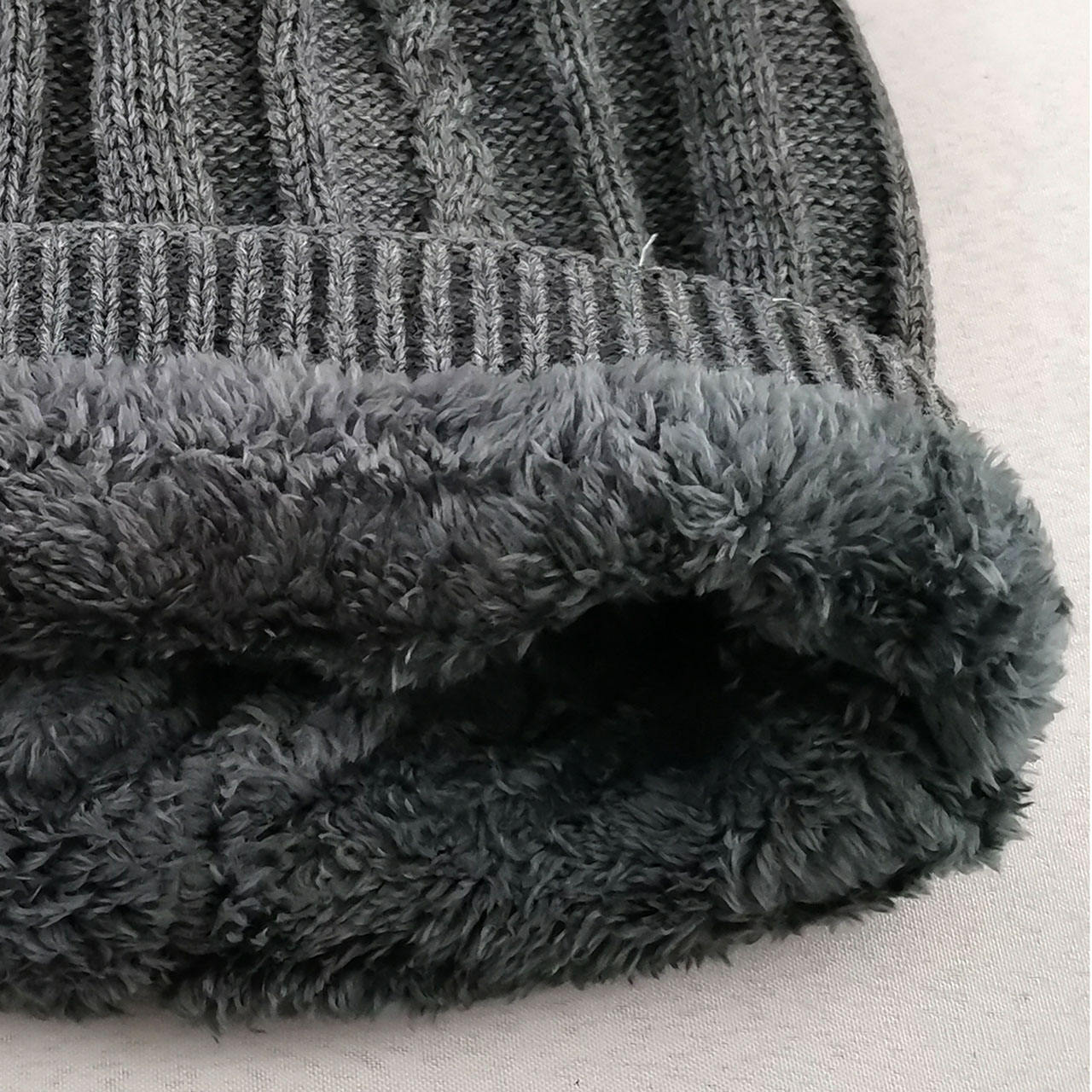 کلاه بافتنی کد m418 -  - 3