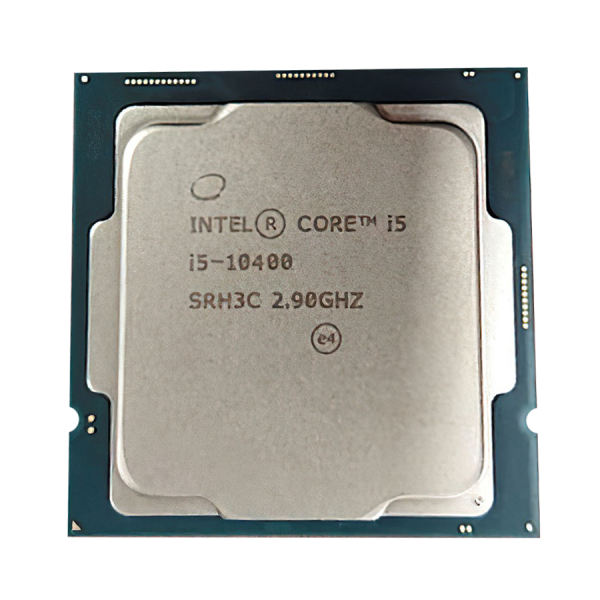پردازنده مرکزی اینتل سری Comet Lake مدل Core i5-10400