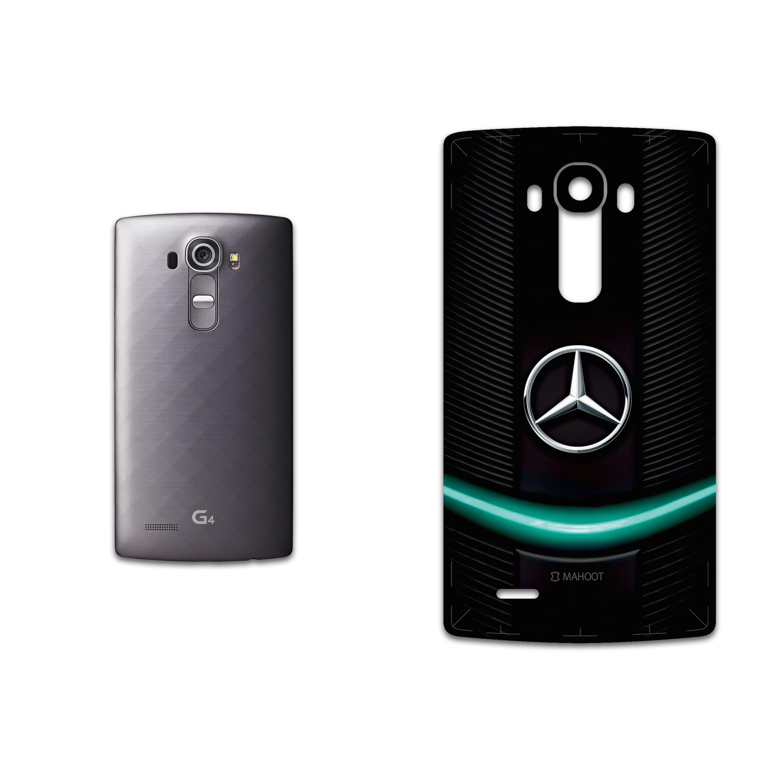 برچسب پوششی ماهوت مدل Mercedes-Benz مناسب برای گوشی موبایل ال جی G4 thumb 2 1