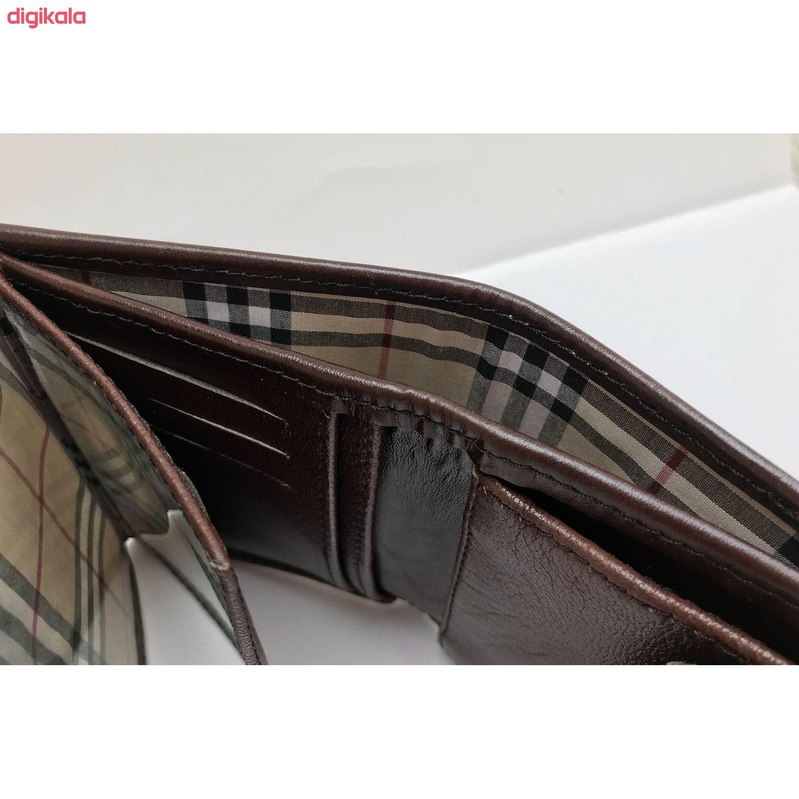 کیف پول مردانه مدل BH02 main 1 5