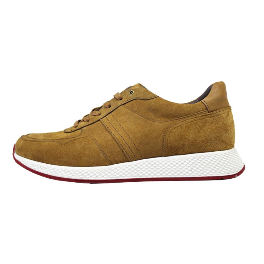 کفش روزمره مردانه چرم آرا مدل sh041 کد sh