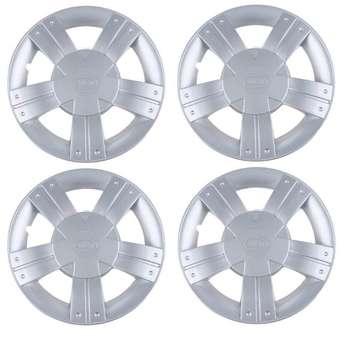 قالپاق چرخ صنایع خودرو حامد مدل SSH110 سایز 13 اینچ مناسب برای ام وی ام 110 بسته 4 عددی