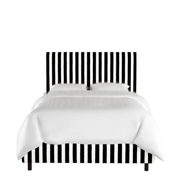 تخت خواب یک نفره مدل نوخط سایز 120×200 سانتی متر