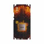 برچسب پوششی ماهوت مدل AMD Brand-FullSkin مناسب برای گوشی موبایل شیائومی Redmi 9A