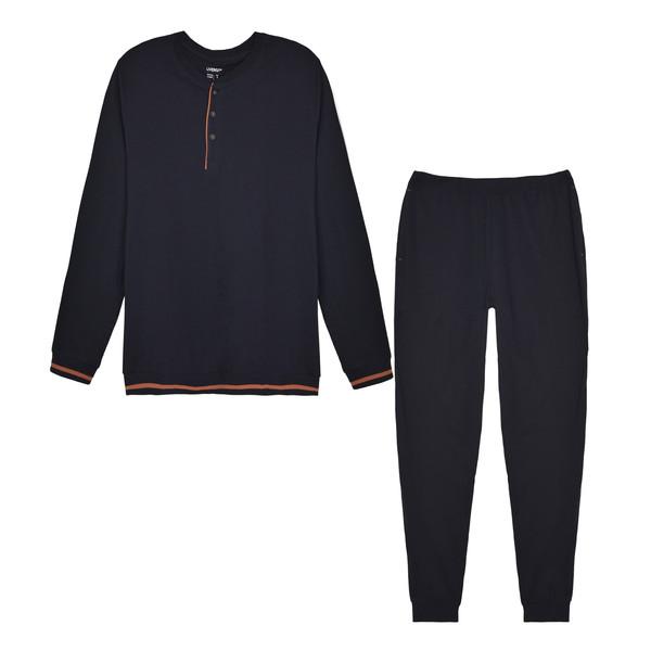 ست تی شرت و شلوار مردانه لیورجی مدل 317815