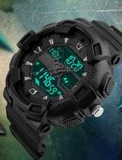 ساعت مچی عقربه ای مردانه اسکمی مدل 1189M-NP -  - 8